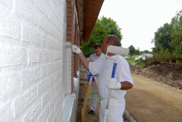 Badkamer Nistelrode : Daan Ambachtelijke schilderwerken - DIensten